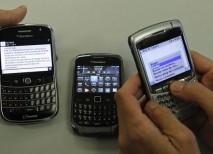 BlackBerry caido