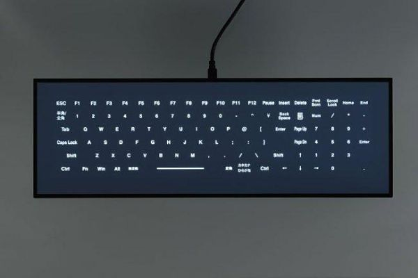 Cool Leaf teclado