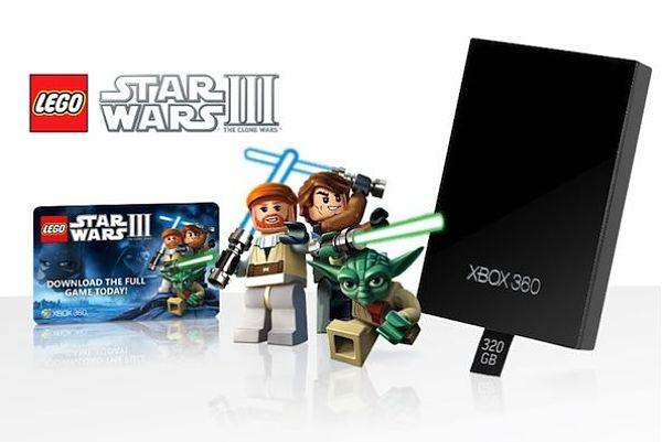 Disco duro 320 GB para Xbox 360