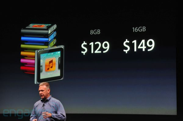 iPod Nano nuevo