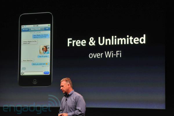 iPod Touch nuevo
