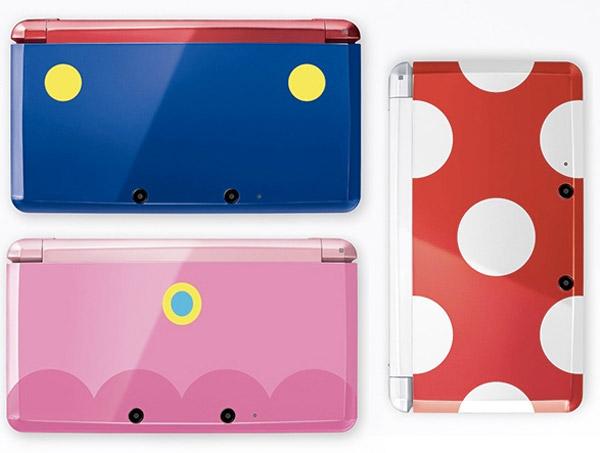 Nintendo 3DS lucirá nuevos diseños by Super Mario Bros
