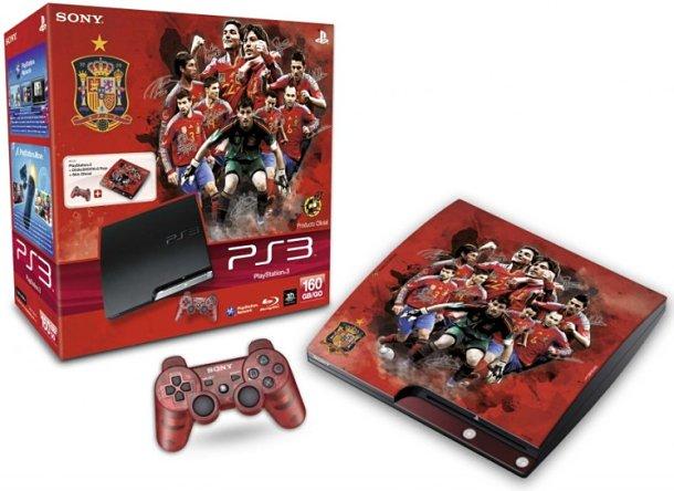 PlayStation 3 selección fútbol española