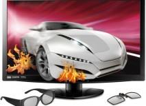 ViewSonic V3D231 monitor hd 3d