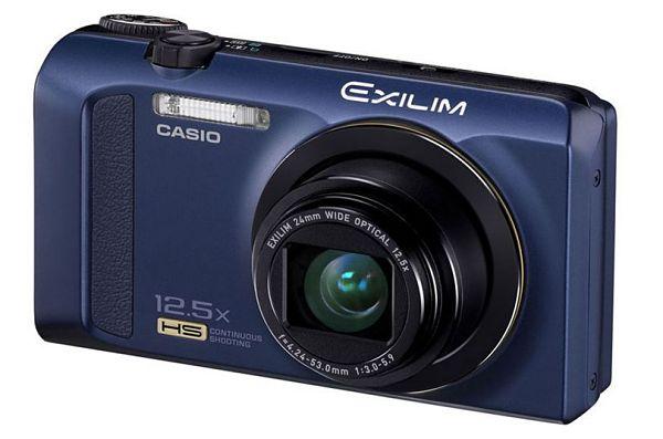 Casio Exilim EX-ZR20