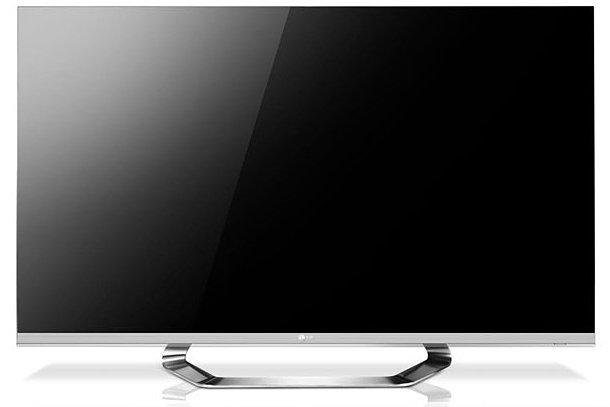 LG Serie Cinema 3D LM9600