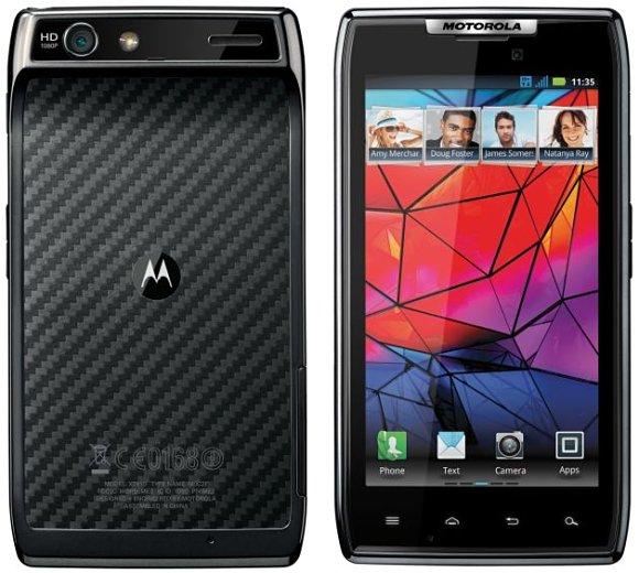 Motorola RAZR precios