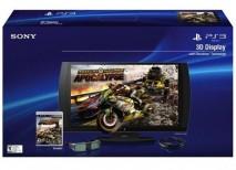 PlayStation 3D TV