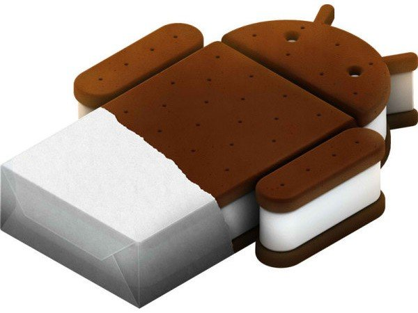 Samsung Galaxy S II con Android 4.0 Ice Cream Sandwich