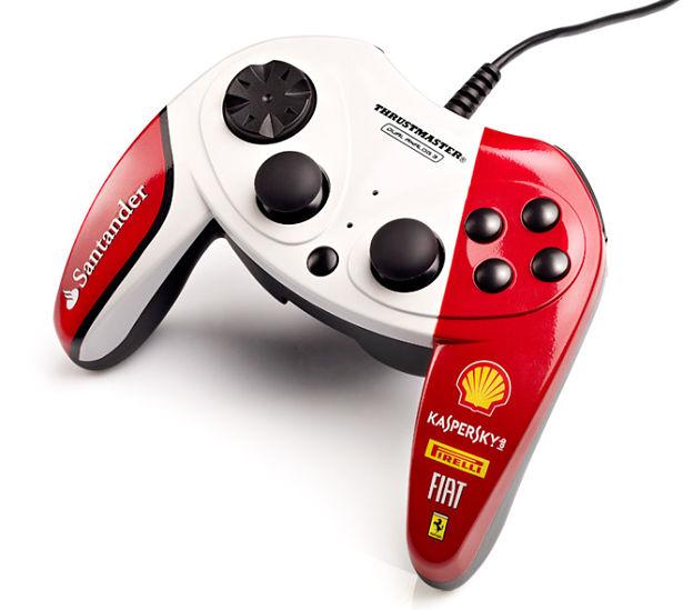 gamepad F1 Ferrari