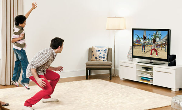 televisores Kinect