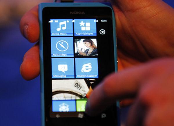 Nokia Lumia 800 y Lumia 710 llegan a España