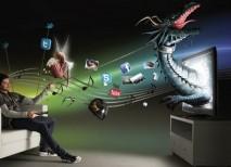 Panasonic Social TV