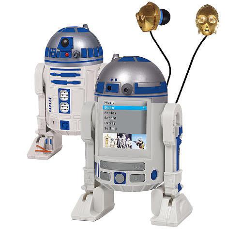 Un MP4 de R2-D2 sólo para fans acérrimos de Star Wars