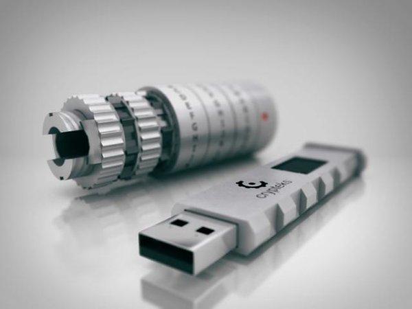Crypteks USB