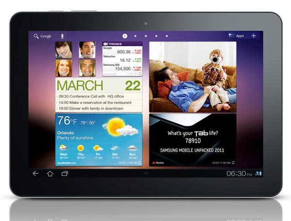 Galaxy Tab de 11.6 pulgadas