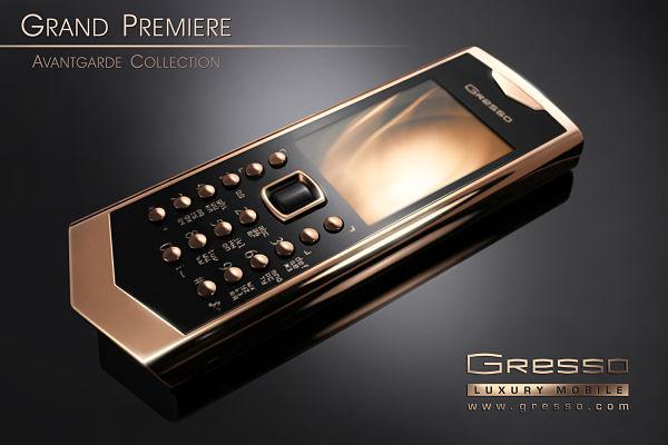 Gresso Avantgarde Grand Premiere