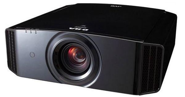 JVC anuncia dos súper proyectores para 2012