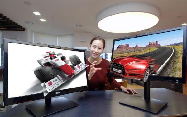 LG DX2500 pantallas