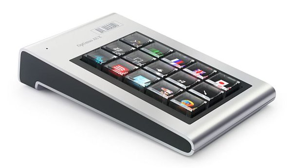 Optimus Aux Keyboard