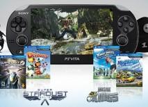 PS Vita: catálogo de juegos y accesorios que se lanzarán en USA y Europa (precios incluidos)