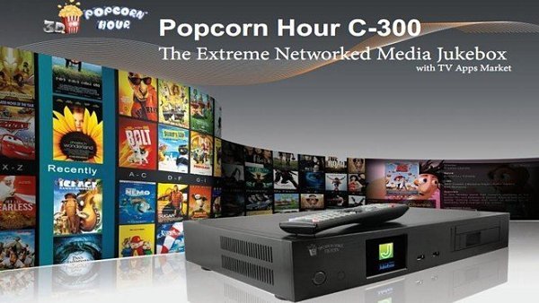 Popcorn Hour C-300