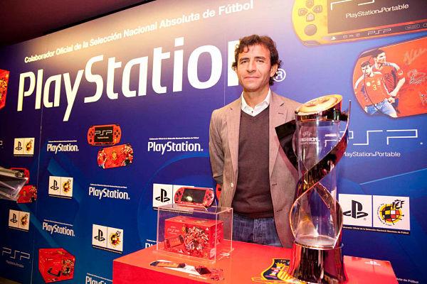 psp seleccion española futbol
