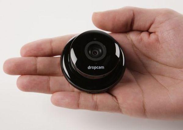 DropCam HD webcam vigilancia