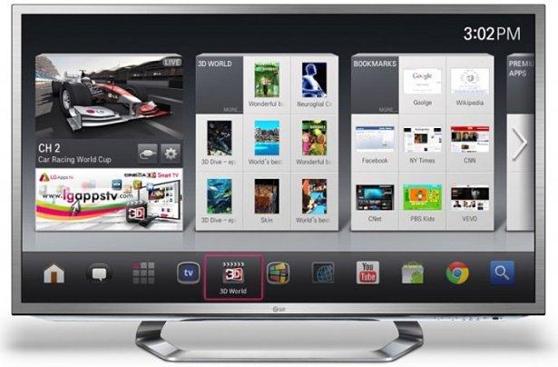 LG y Google podrían aliarse para lanzar una televisión
