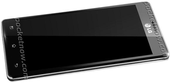 LG X3 movil