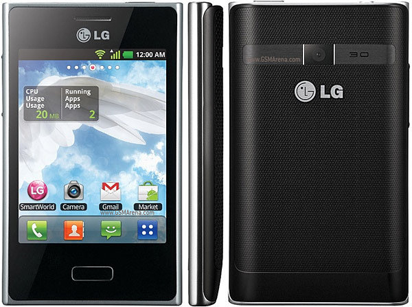 LG Optimus L3 E400 movil