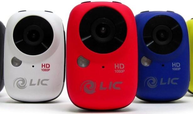 Liquid Image Ego videocamara