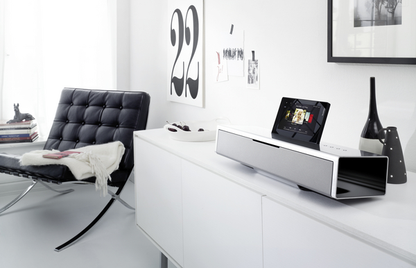 loewe soundvision un genuino equipo de audio para darle glamour a tu hogar digital. Black Bedroom Furniture Sets. Home Design Ideas