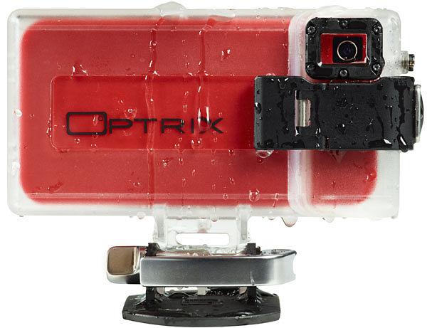 Optrix HD iphone