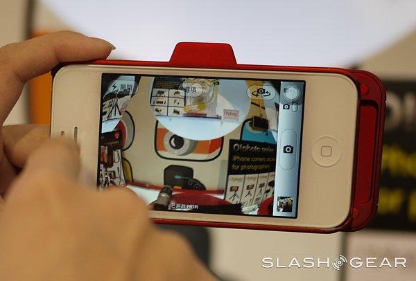 Ozaki Ohphoto camara iphone 4s