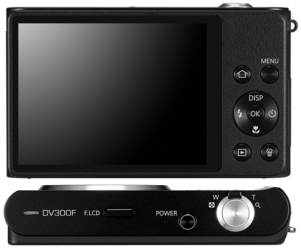 Samsung DV300F camara compacta