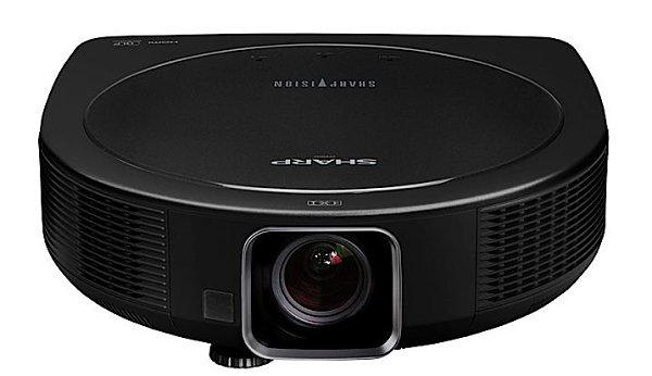 Sharp XV-Z30000 proyector 3D
