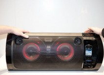Sony RDH-GTK33iP sistema sonido dock iphone