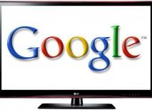 LG podría fabricar la televisión inteligente de Google
