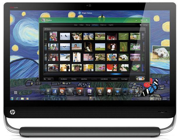 HP Omni 27 ordenador todo en uno