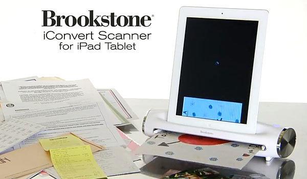 iConvert escaner portatil ipad