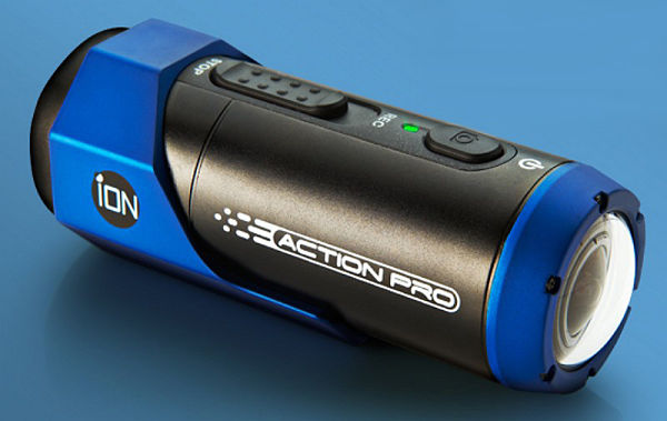 iON Action Pro Plus videocamara