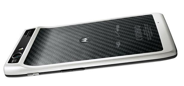 Motorola RAZR blanco