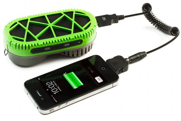 Powertrekk cargador baterias funciona agua