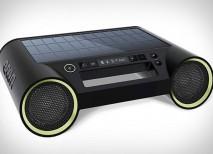 Rukus Solar altavoces