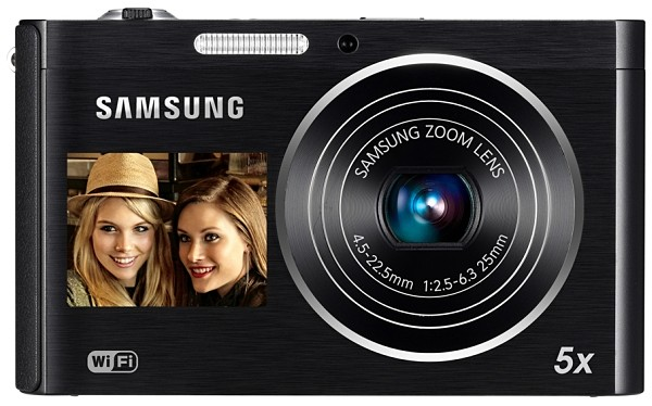 Samsung DV300F camara
