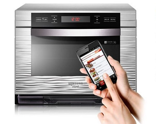 Horno Samsung android