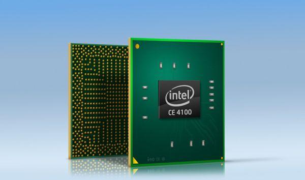Intel Atom CE 4100
