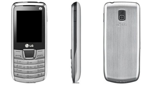 LG A290 movil