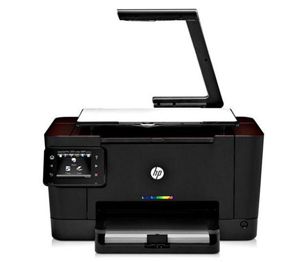 HP TopShot LaserJet impresora 3d